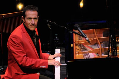 'America's New Romantic Piano Sensation' Shows How to Gather a Tribe a...