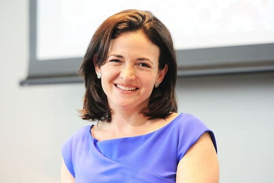 How Sheryl Sandberg Used Writing to Soar -- and 7 Other Entrepreneurs...