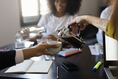 Don't Be Like the Woman Who Poisoned the Office Coffee Pot -- Follow T...