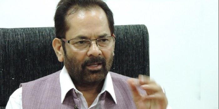 How Mukhtar Abbas Naqvi will lead as BJP's Frontman for Minorities