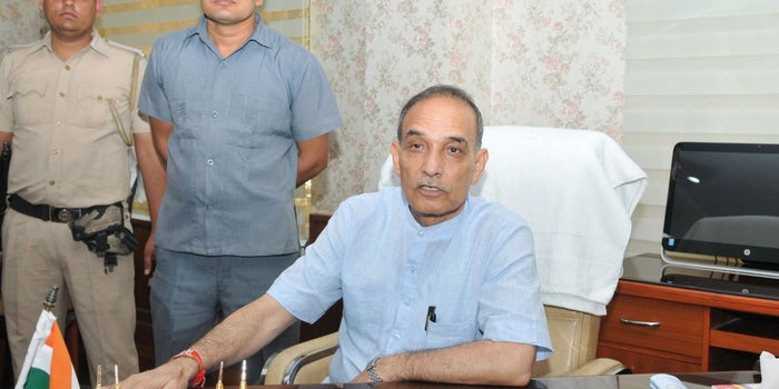 Can Ex-cop Satyapal Singh Be Entrusted With HRD, Clean Ganga Mission?