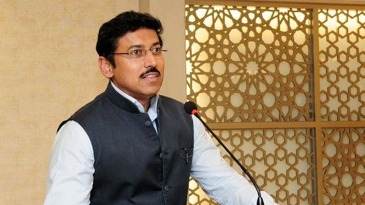 Will Rajyavardhan Singh Rathore Shoot for Gold in Politics?