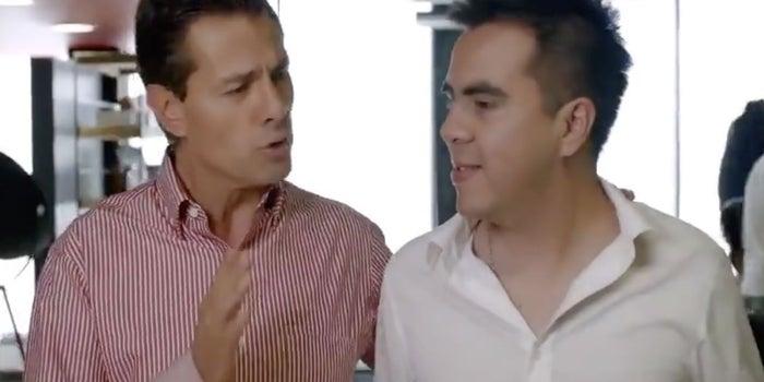Peña Nieto destaca apoyo a 2.7 millones de emprendedores