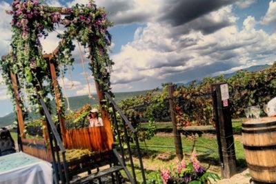 Los emprendedores de la ruta del vino y queso: el as bajo la manga de...