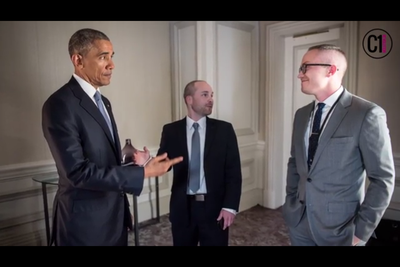 Barack Obama's Former Social Media Manager Breaks Down the Future of D...