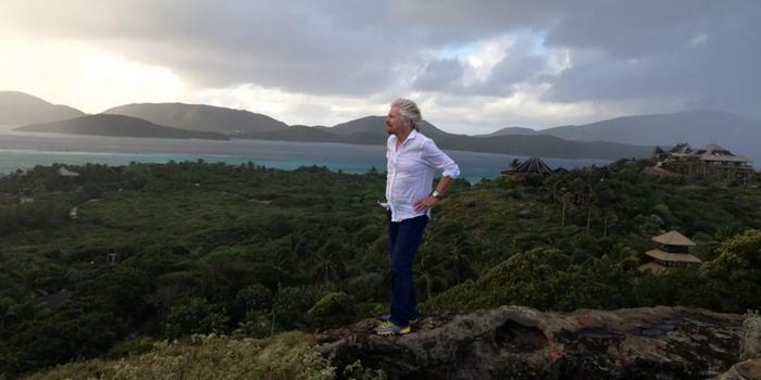 El emprendedor que enfrentó a un huracán desde una bodega de vino