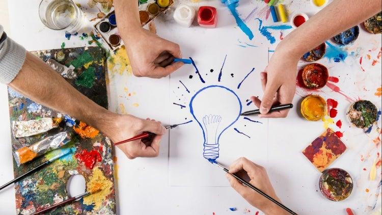7 pasos para estimular la creatividad