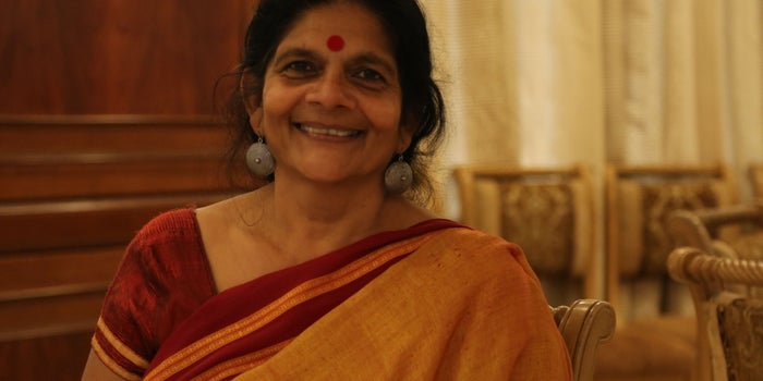 This Sheprenueur Runs The First Co-operative Bank For Women In Rural India