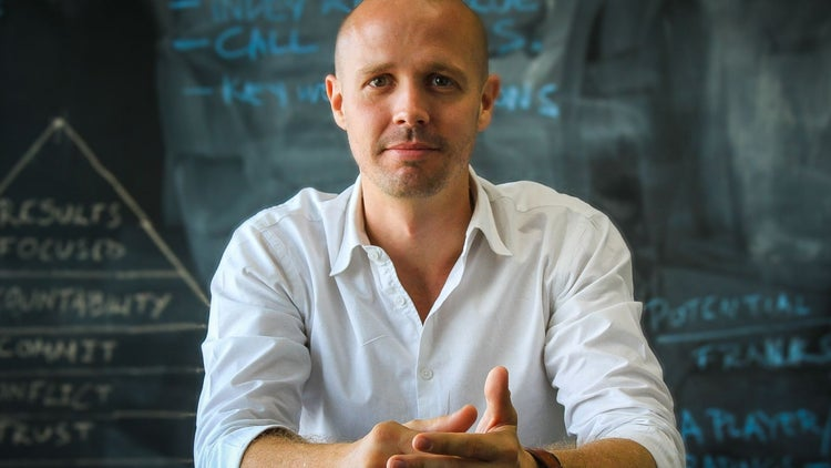 Rising To The Occasion: Lachlan Jackson, Founder And Managing Director, Ecocoast