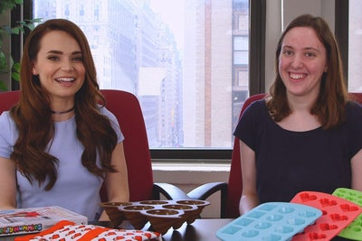 YouTube Superstar Baker Rosanna Pansino Says These Are the Key Ingredi...