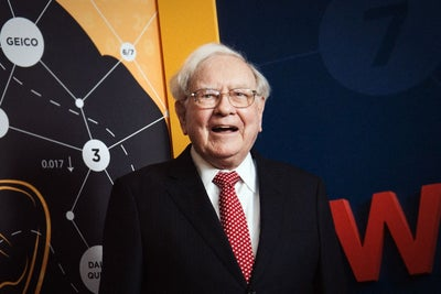 Warren Buffett Just Won a Million-Dollar Bet