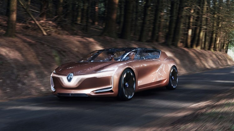 Renault SYMBIOZ: A Connected Concept Car You Could Live In (Literally)