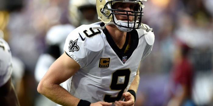 NFL MVP Drew Brees's 4 Simple Lessons on Living a Powerful and Effective Life