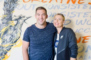 Maria Sharapova on What It Takes to Be a World Champion