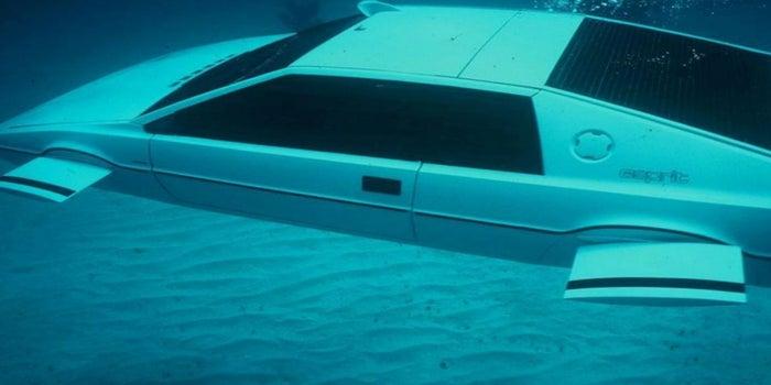 El auto de James Bond que compró Elon Musk