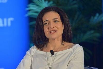 Sheryl Sandberg's Response to Life's Crushing Blows Is Grit and Resili...