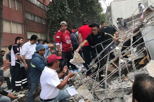 5 gigantes tecnológicos hacen donativos millonarios tras el sismo en México