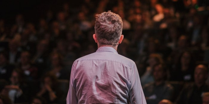 The Art of Covert Selling as a Public Speaker