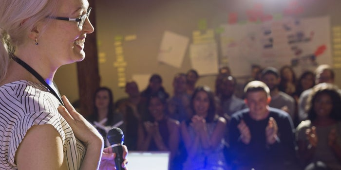 4 Tips for Successfully Putting Yourself 'Out There' as a Public Speaker