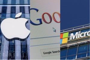 Estas son las tres marcas más valiosas del mundo