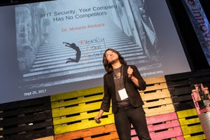 Why This Cybersecurity Expert Wants You to Rethink What You Keep Secret