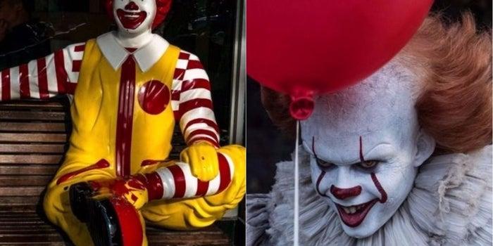 Por qué Burger King Rusia quiere prohibir 'It'