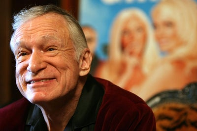 10 Inspirational Quotes From Hugh Hefner, the Entrepreneur Behind the...