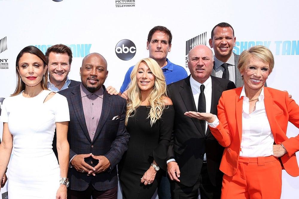 The Biggest Risk 4 Judges on 'Shark Tank' Ever Took