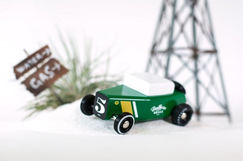 The Savvy Reason This Wooden Toy Car Company Works With Auto Suppliers and Designs Some of Its Own Tools