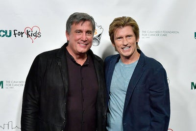 How NHL Legend Cam Neely Teamed Up with Denis Leary to Kick Cancer's A...