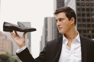 Podcast: How This Entrepreneur and Shoe Designer Went From Cold Calls...