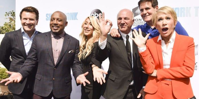 'Shark Tank' Judges Say Successful Entrepreneurs Share These 5 Traits