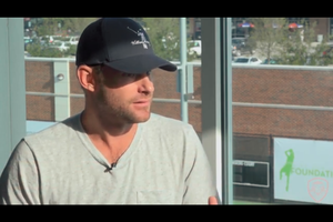 Tennis Great Andy Roddick Explains Why You're Never the Most...