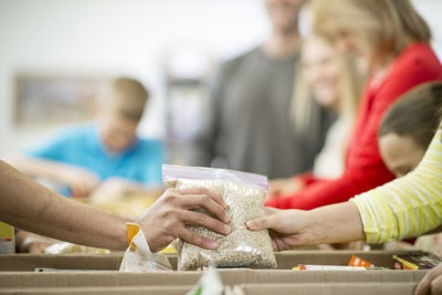 8 Gifts of Giving Back