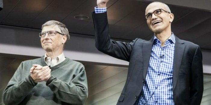 """Los líderes deben """"encontrar pétalos de rosa en un campo de mier$%@"""": CEO de Microsoft"""