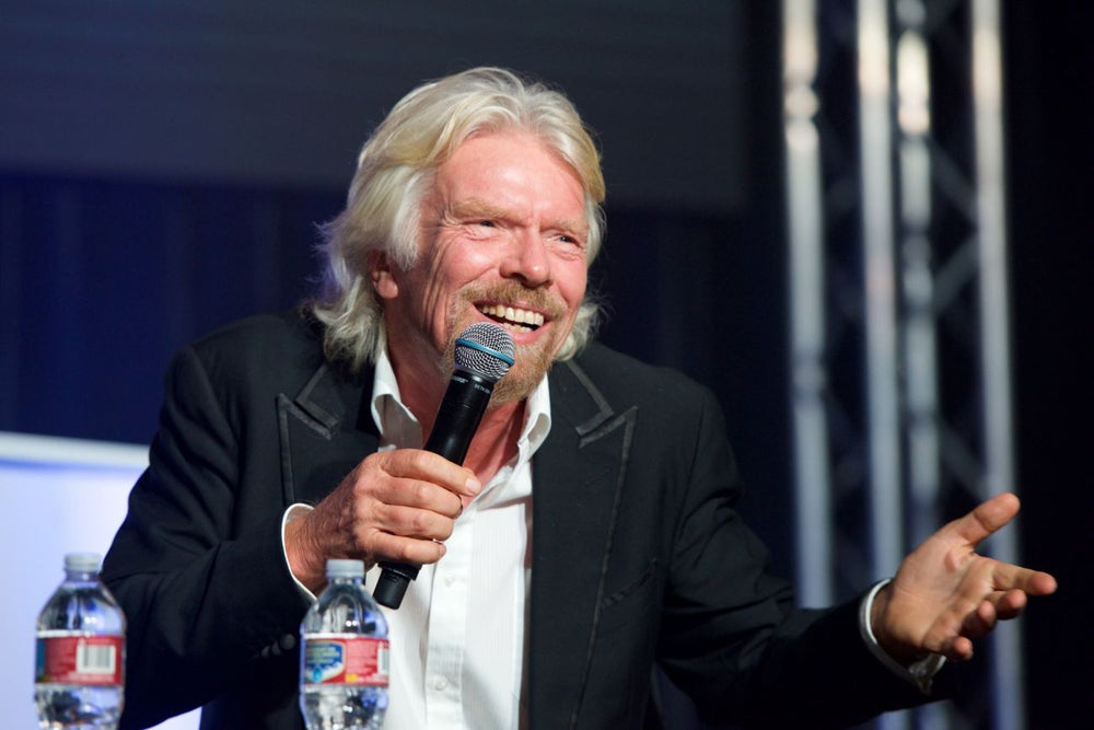 Richard Branson Shares 6 Crazy, Funny and Downright Harsh Encounters With Elon Musk, Donald Trump, Kate Moss and More