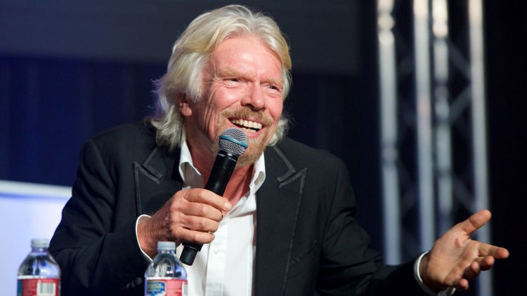 Richard Branson Shares  Crazy Funny And Downright Harsh Encounters With Elon Musk Donald Trump Kate Moss And More