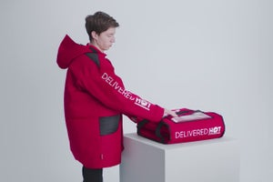 Pizza Hut Made a Parka to Keep You as Warm as its Pizzas