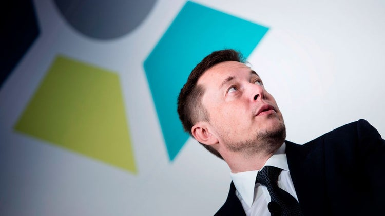 The Future According to Elon Musk (Infographic)
