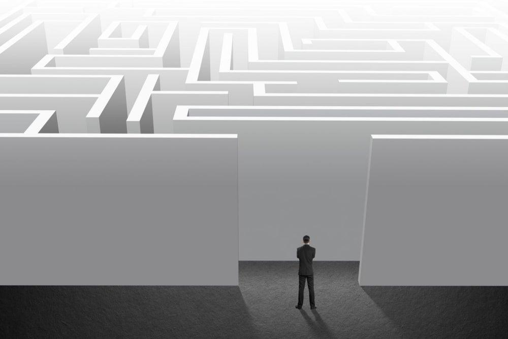 Half of what separates the successful entrepreneurs