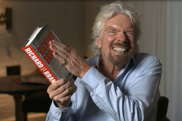 a description of richard branson as an entrepreneur The branson school of entrepreneurship (bse) was founded in 2006 as partnership between taddy blecher and richard branson  description edit.