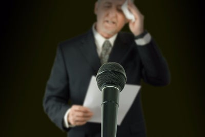 5 Public-Speaking Tips From Seasoned Experts