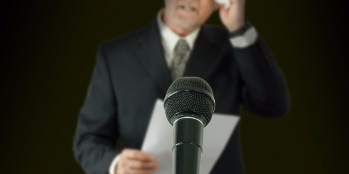 Scared of Public Speaking? Here Are a Few Steps to Get Over It