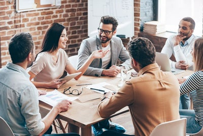 4 Keys to Creating a Strong Desirable Workplace