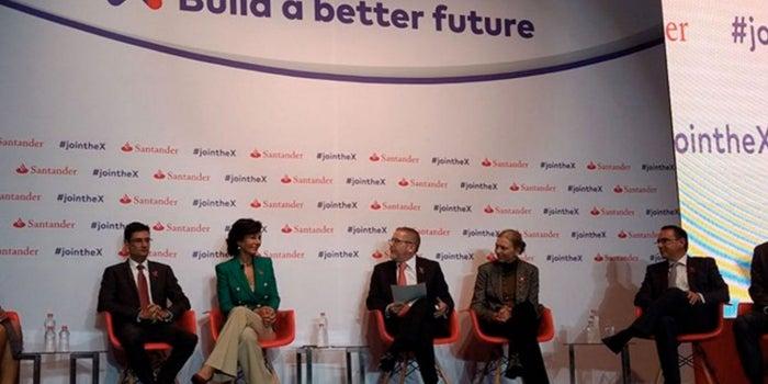 Santander impulsará a la mayor red universitaria de emprendimiento en el mundo