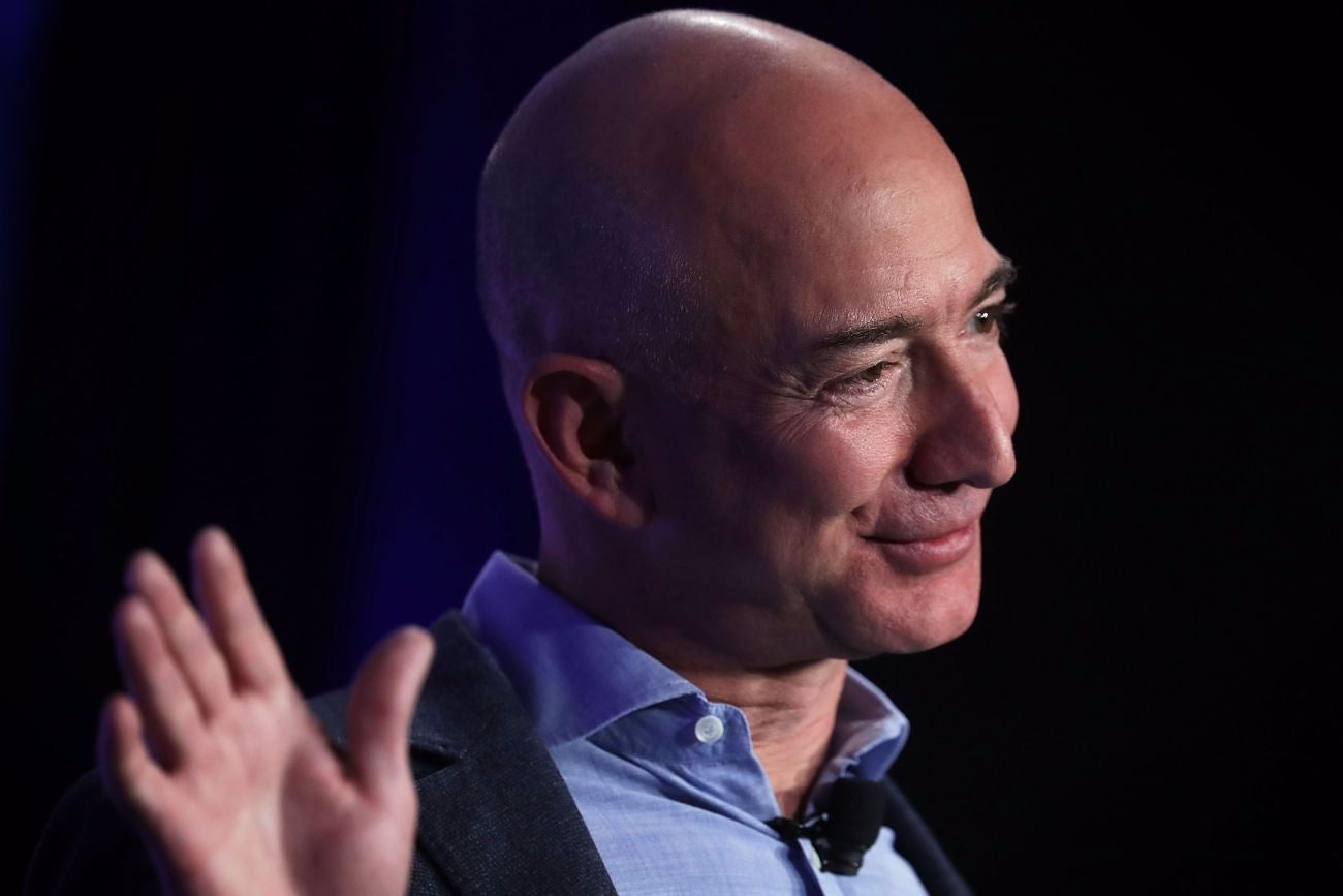 15 Weird Things Weve Learned About Jeff Bezos