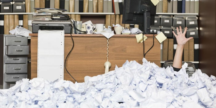 Cómo minimizar la carga laboral