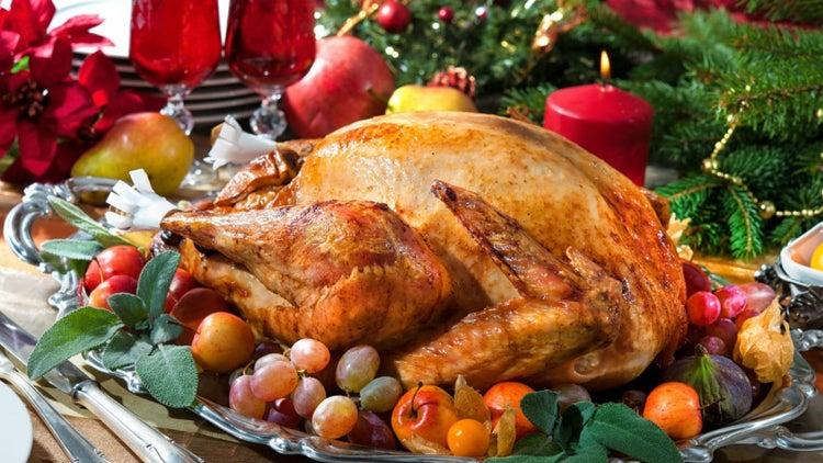 Abre un servicio de preparación de cenas navideñas