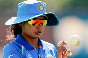 The Queen of Indian Cricket Mithali Raj Says Women Must Back Themselves