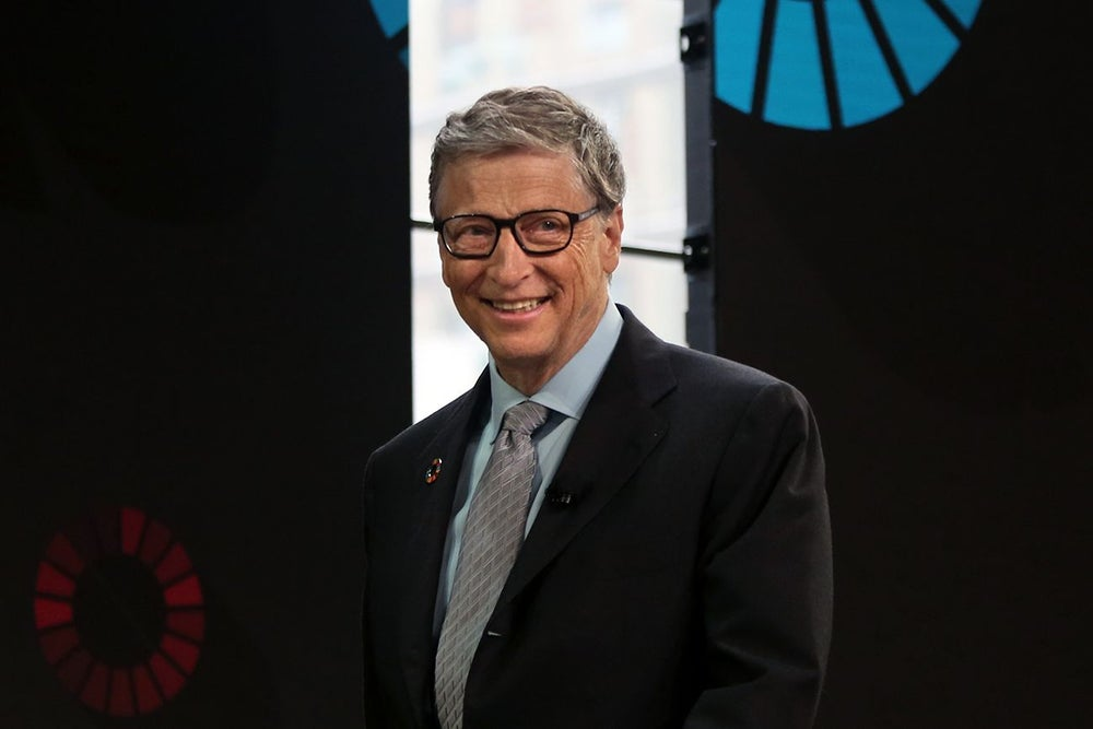 9 Inspirational Quotes From Billionaire Entrepreneur Bill Gates
